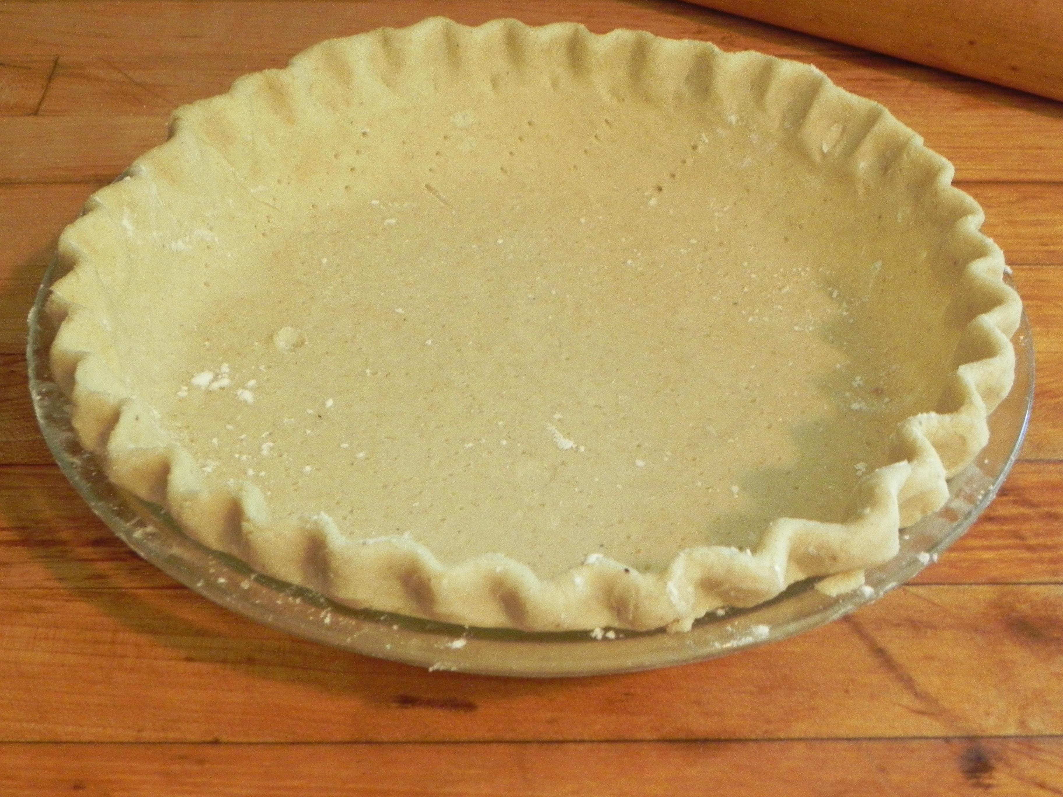 dscn3471 Gluten Free Flakey Pastry Crust Recipe